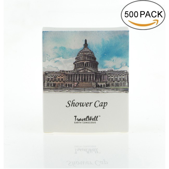 Shower Cap Universal, Pack of 500