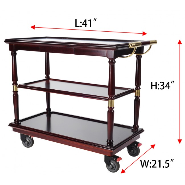 ebca005e7af5 Serving Trolley