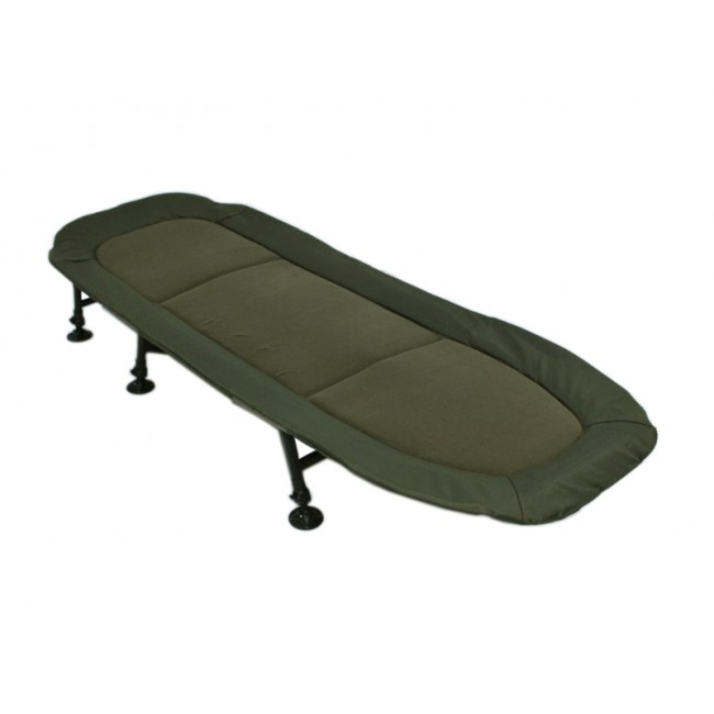 Outdoor Folding Bedchair Chaise Lounge Beach Camping Bed Cot